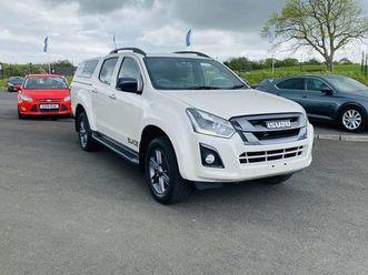 2018 isuzu d-max 1.9td blade auto - £20,690