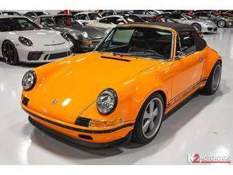 1991 porsche 911 convertible