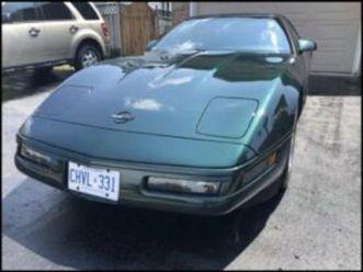 1996-chevrolet-corvette-mint-condition-classic-cars-markham-york-region-kijiji