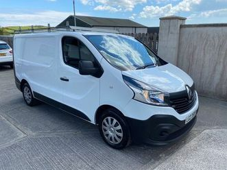 2018 renault trafic 120 business edition for sale in down for £13,950 on donedeal
