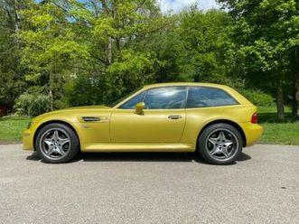 bmw-z3-m-coupe-s54-phoenixgelb-55145-km