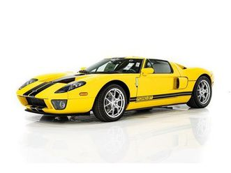2005 ford gt original ford title with only 22.1 miles from new