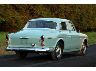 1966 volvo 122s amazon sedan 4-speed