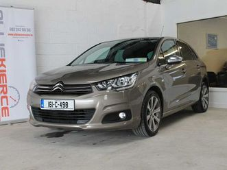 citroen c4, 2016, two year nct for sale in cork for €11,499 on donedeal