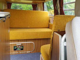 1973 volkswagen transporter campmobile package