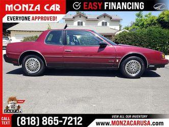 for-sale-1986-oldsmobile-toronado-in-sherman-oaks-california
