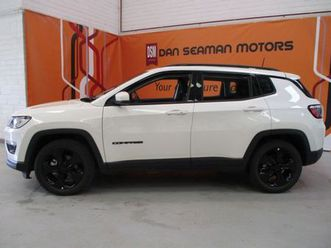 jeep compass 1.6 diesel night eagle-camera-sat na for sale in cork for €34,495 on donedeal