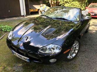 jaguar xkr 4.0i v8 32v s/c cabriolet!!!!!!