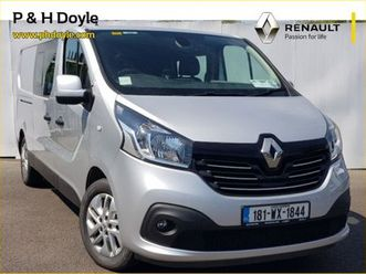 renault-trafic-crew-cab-dci-125-sport-for-sale-in-wexford-for-eur19-950-on-donedeal