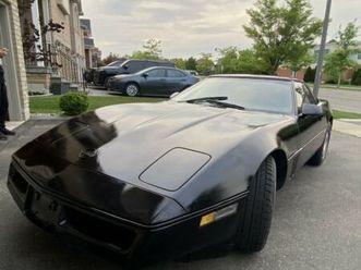 1984-c4-corvette-classic-cars-oakville-halton-region-kijiji