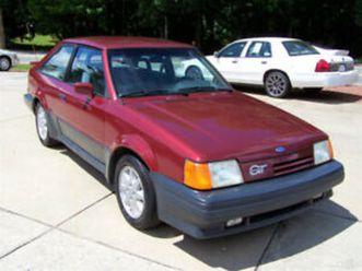 1987-ford-escort-gt-efi-1-9-h-o-5-speed-a-c-tilt-cruise-2-door-hatchback