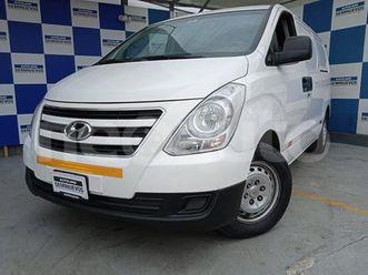 hyundai h1 2018   autos usados   neoauto
