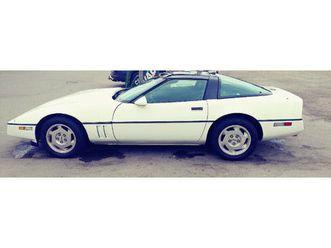 1988 corvette for sale   classic cars   mississauga / peel region   kijiji