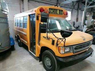 ford-e350-school-bus-usa