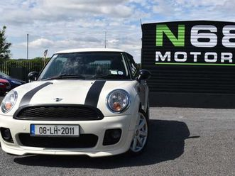 mini one me32 1.4p 3dr hatchback for sale in clare for €3,995 on donedeal