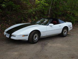 1984 electric corvette   cars & trucks   muskoka   kijiji