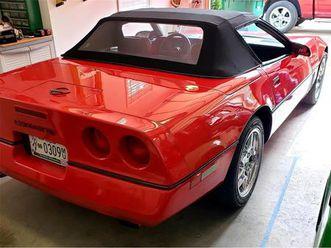 for sale: 1989 chevrolet corvette z06 in hurricane, west virginia