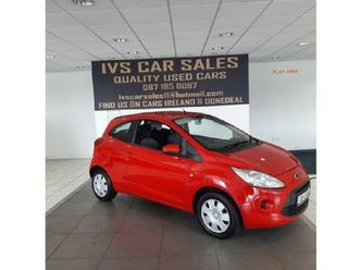 ford ka edge 1.2 69ps for sale in dublin for €5,999 on donedeal