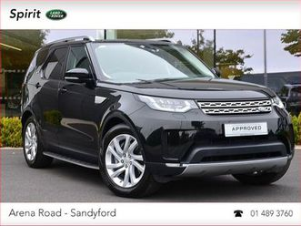 land rover discovery 3.0 sdv6 hse comercial for sale in dublin for €48,950 on donedeal