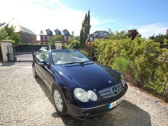 mercedes-clk200-cabriolet-fresh-nct-automatic-for-sale-in-dublin-for-eur4-450-on-donedeal