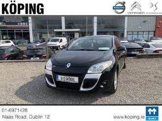 renault megane 1.5 dci 110 tom 2dr coupe // excel for sale in dublin for €5,950 on donedea