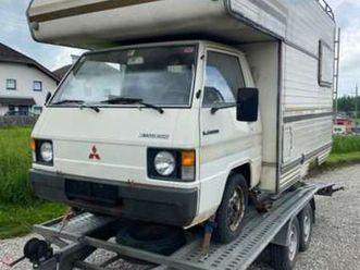 mitsubishi l300 kombi in weiß als gebrauchtwagen in schlierbach für € 5.500,-