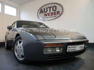 porsche 944 turbo cabrio*leder*klima*limited 525 stueck*