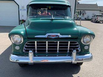 1956 chevrolet 3100 panel truck