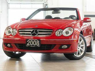 2008-mercedes-benz-clk350-cabriolet-cars-trucks-kelowna-kijiji