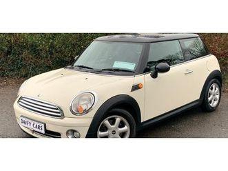 mini hatch 2006