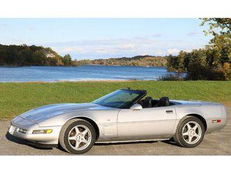 1996-corvette-collector-edition-102k-km-classic-cars-kingston-kijiji