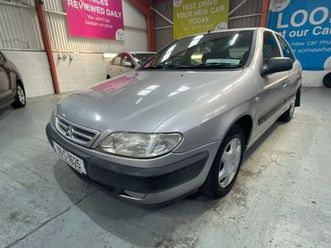 citroen xsara 1.4i only 64 172 miles for sale in cork for €1,195 on donedeal