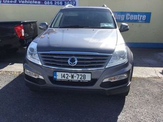 2014-ssangyong-rexton-business-edition-crew-cab-for-sale-in-tipperary-for-eur14-500-on-doned