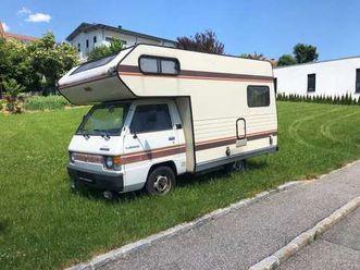 mitsubishi l300 van/kleinbus in beige als gebrauchtwagen in ulrichsberg für € 6.800,-