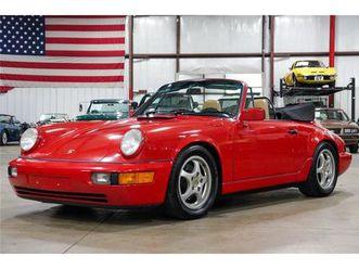 for-sale-1991-porsche-911-in-kentwood-michigan