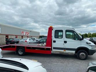 iveco recovery track/ 3.0 diesel for sale in longford for €7,500 on donedeal