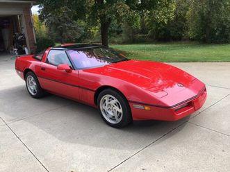 1990 chevrolet corvette special performance