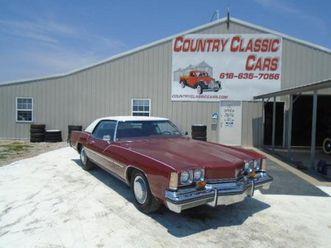 1973 oldsmobile toronado for sale