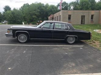 for sale: 1979 cadillac deville in pelham, new hampshire