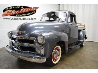 for sale: 1955 chevrolet 3100 in mooresville, north carolina