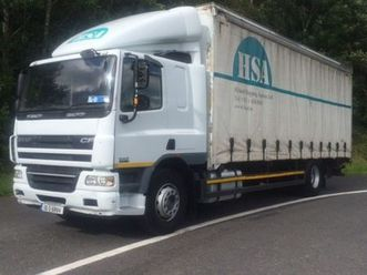 2006 daf cf ref no: 1745 for sale in monaghan for €undefined on donedeal
