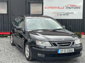 saab 9-3 estate 2007 1.9tdi  for sale in meath for €2,250 on donedeal