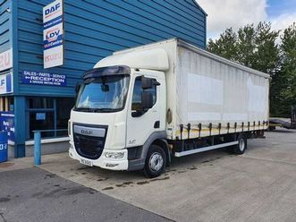 2015 daf lf 210 12ton curtainsider for sale in dublin for €undefined on donedeal