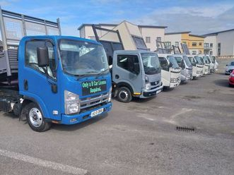 large range of 3 & 3.5 ton pick ups n tippers for sale in meath for €undefined on donedeal