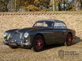 aston martin db2/4 mk2 fixed head coupé by tickford only 34 made! fully restored