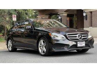 e 350 4matic luxury sedan