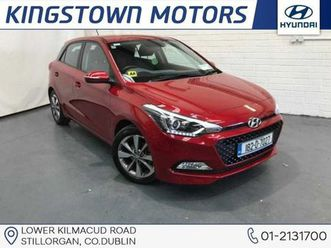hyundai i20 active deluxe 5dr for sale in dublin for €15,450 on donedeal