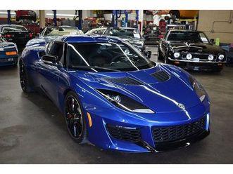 2021 lotus evora for sale