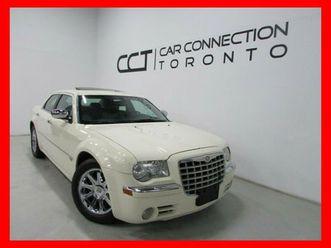 2006-chrysler-300-300c-leather-sunroof-chrome-wheels-loaded-cars-trucks-city-of