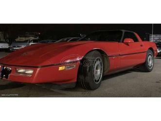corvette c4 targa fully restored '85 1985